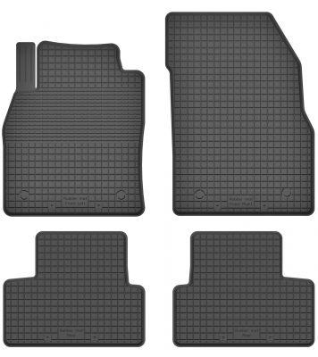 Motohobby bezzapachowe gumowe dywaniki samochodowe Chevrolet Orlando 5os od 2011r. (Astra J)