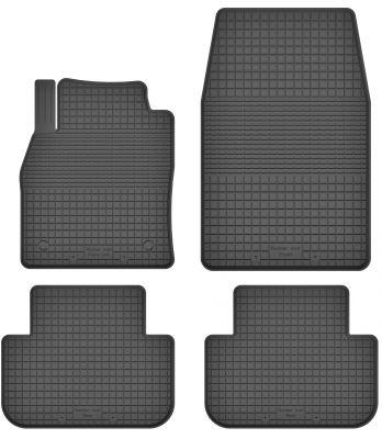 Motohobby bezzapachowe gumowe dywaniki samochodowe Isuzu D-Max od 2012r. (AJ/A-19)