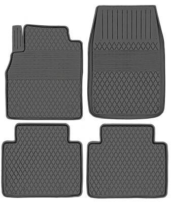 KORYTKA Gumowe dywaniki samochodowe Infiniti M od 2010-2013r. (AJ/A-3)