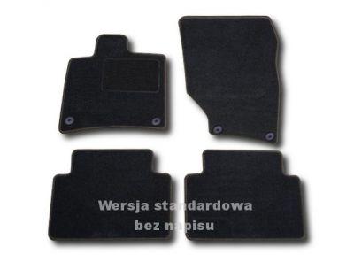 Dywaniki welurowe Audi Q7 od 2006r. ECONOMIC 01