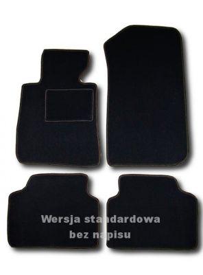 Dywaniki welurowe BMW s3 E90,E91 od 2005r. ECONOMIC 01