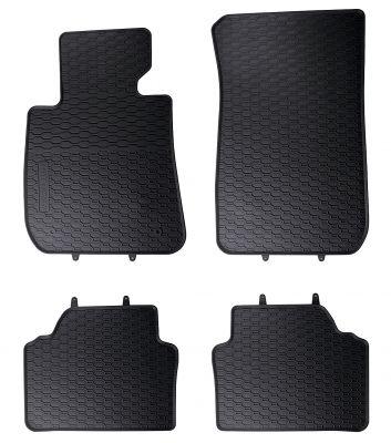 GEYER & HOSAJA  gumowe dywaniki samochodowe BMW s3 E90 E91 od 2004-2011r.  826/4C