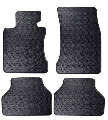 GEYER & HOSAJA  gumowe dywaniki samochodowe BMW s5 E60 E61 od 2003-2010r. 821/4C