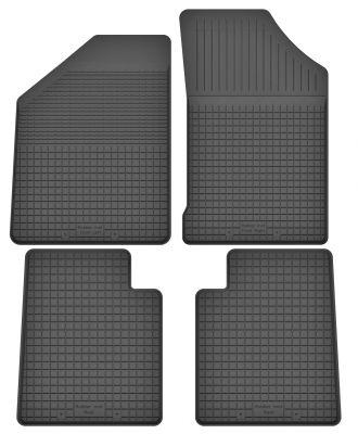 Motohobby bezzapachowe gumowe dywaniki samochodowe Dacia Logan MPV 5os od 2008-2013r. (B/C-14)