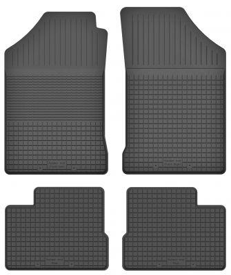 Motohobby bezzapachowe gumowe dywaniki samochodowe Daihatsu Charade od 1994-2000r. (C-10)