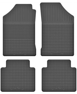 Motohobby bezzapachowe gumowe dywaniki samochodowe Audi A2 od 2000-2005r. (C-3)