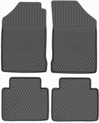KORYTKA Gumowe dywaniki samochodowe Audi A2 od 2000-2005r. (C-3)