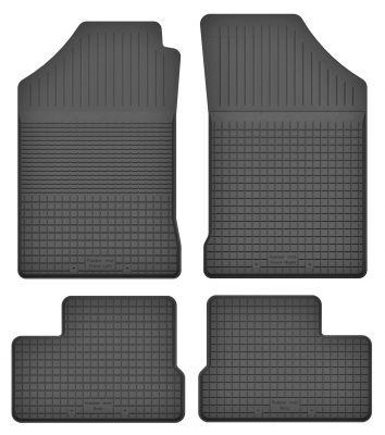 Motohobby bezzapachowe gumowe dywaniki samochodowe Daewoo Nexia od 1994-1999r. (C-9)