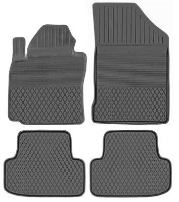 KORYTKA Gumowe dywaniki samochodowe LEXUS RX od 2012-2015r. (CX/C-12)