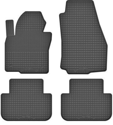 Motohobby bezzapachowe gumowe dywaniki samochodowe Mitsubishi Pajero od 1999-2006r. (CX/DX-19)