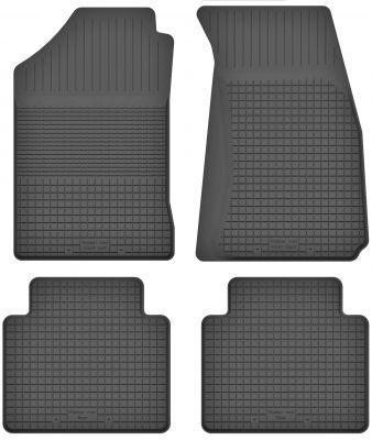 Motohobby bezzapachowe gumowe dywaniki samochodowe Audi 80 B4 do 1986-1994r. (C/P-3)