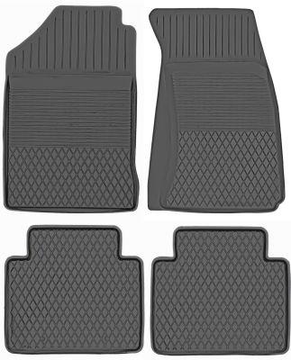 KORYTKA Gumowe dywaniki samochodowe Audi 80 B4 do 1986-1994r. (C/P-3)