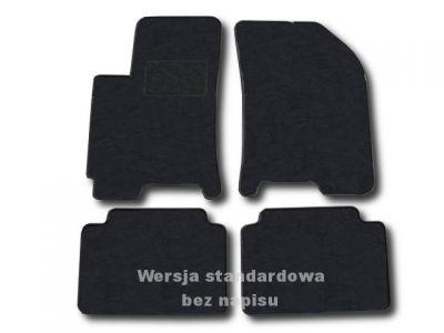 Dywaniki welurowe Chevrolet Nubira od 2004r. ECONOMIC 01