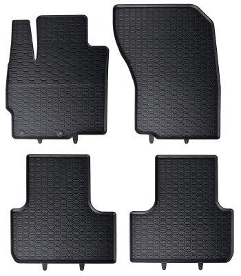 GEYER & HOSAJA  gumowe dywaniki samochodowe Citroen C4 Aircross od 2012-2017r. 857/4C