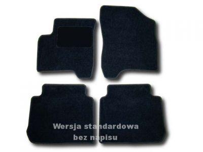 Dywaniki welurowe Citroen C3 Picasso od 2009r. ECONOMIC 01