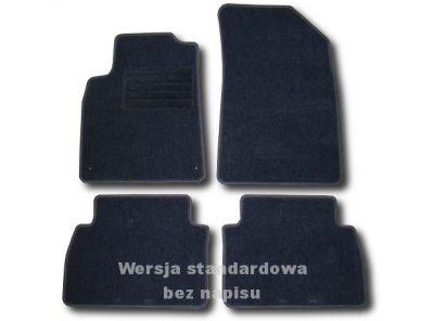 Dywaniki welurowe Citroen C5 od 2001-2008r. ECONOMIC 01