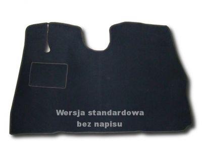 Dywaniki welurowe Citroen Jumper od 2006r. ECONOMIC 01