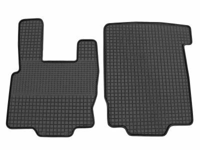 Gumowe dywaniki samochodowe ZWG przeznaczone do modelu: DAF XF 95 105 (przednia kabina)