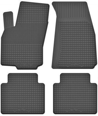 Motohobby bezzapachowe gumowe dywaniki samochodowe Audi A8 D3 od 2002-2009r. (DX/P-3)