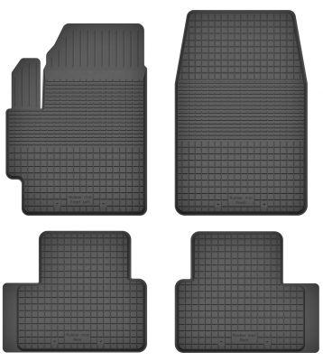 Motohobby bezzapachowe gumowe dywaniki samochodowe Mitsubishi Colt od 2004-2012r. (FX/A-16)