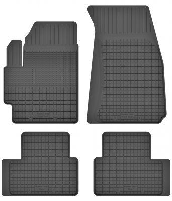 Motohobby bezzapachowe gumowe dywaniki samochodowe Mitsubishi ASX od 2010r. (FX/P-16)