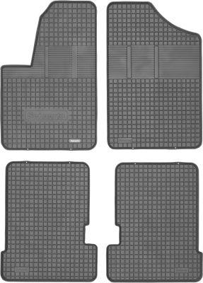 GEYER & HOSAJA  gumowe dywaniki samochodowe Fiat Seicento 849/2C