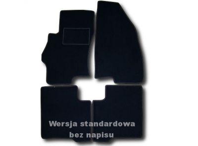Dywaniki welurowe Fiat Linea od 2007r. ECONOMIC 01