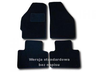 Dywaniki welurowe Fiat Punto II od 1999-2003r. ECONOMIC 01