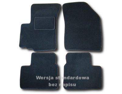 Dywaniki welurowe Fiat Sedici od 2006r. ECONOMIC 01