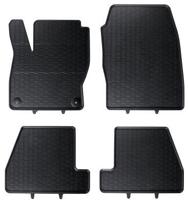 GEYER & HOSAJA  gumowe dywaniki samochodowe Ford Focus III od 2011r. 853/4C
