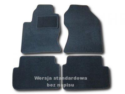 Dywaniki welurowe Ford Fokus od 2001-2004r. ECONOMIC 01