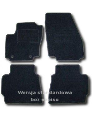 Dywaniki welurowe Ford Mondeo MK4 od 2007-2015r. ECONOMIC 01