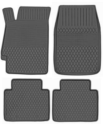 KORYTKA Gumowe dywaniki samochodowe Rover 400 od 1995-2000r. (GUMICO/A-3)