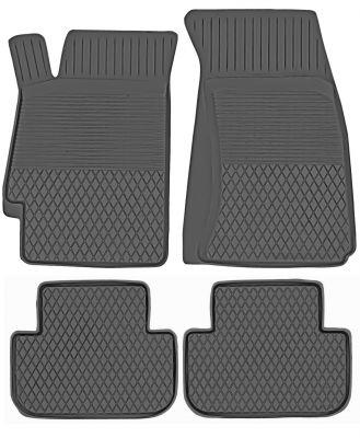 KORYTKA Gumowe dywaniki samochodowe Rover 45 od 1999-2005r. (GUMICO/P-19)