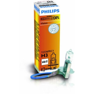 Żarówka H3 PHILIPS PREMIUM PK22s 12V 55W