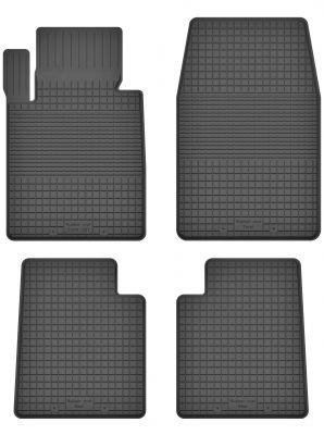 Motohobby bezzapachowe gumowe dywaniki samochodowe BMW Mini R60 Countyman od 2010r. (HX/A-14)