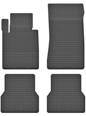 Motohobby bezzapachowe gumowe dywaniki samochodowe BMW s5 F10 F11 po liftingu od 2013-2017r. (HX/EX-1)
