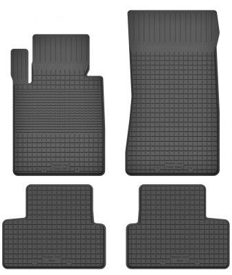 Motohobby bezzapachowe gumowe dywaniki samochodowe BMW s4 F33 od 2013r. (HX/EX-15)