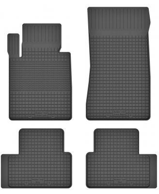 Motohobby bezzapachowe gumowe dywaniki samochodowe BMW X3 E83 od 2004-2010r. (HX/EX-16)