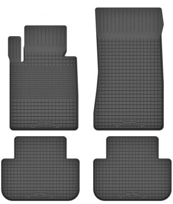Motohobby bezzapachowe gumowe dywaniki samochodowe BMW s5 E39 od 1995-2004r. (HX/EX-19)