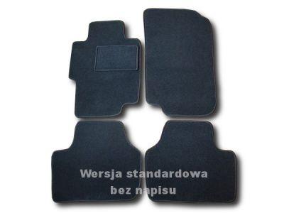 Dywaniki welurowe Honda Accord VII od 2003-2008r. LUX 9000
