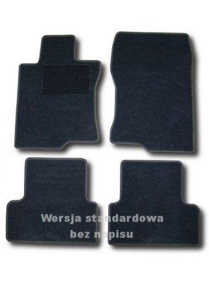 Dywaniki welurowe Honda Accord VIII od 2008r. LUX 9000