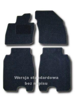 Dywaniki welurowe Honda Civic Hatchback 5D od 2006-2011r. LUX 9000