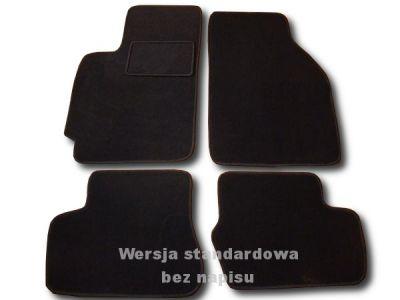 Dywaniki welurowe Honda HR-V od 1999r. ECONOMIC 01