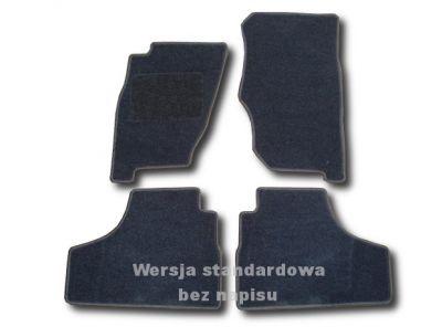 Dywaniki welurowe Jeep Cherokee Limited od 2001-2008r. ECONOMIC 01