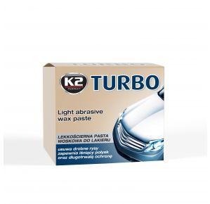 K2 TURBO 250 G Lekkościerna pasta woskowa NANOTECHNOLOGIA K004