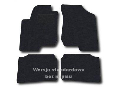 Dywaniki welurowe Kia Ceed od 2007-2012r. LUX 9000