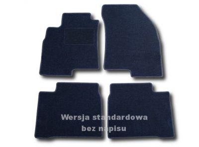 Dywaniki welurowe Kia Magentis od 2001-2006r. LUX 9000
