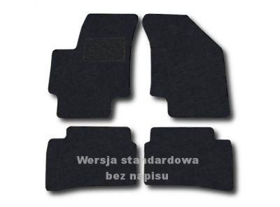 Dywaniki welurowe KIA Rio II od 2005-2011r. ECONOMIC 01
