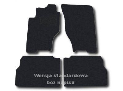 Dywaniki welurowe Kia Sorento od 2002-2009r. LUX 9000